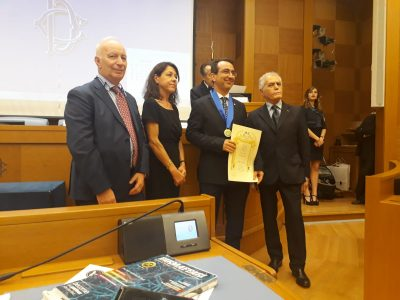 Premiazione Aerec